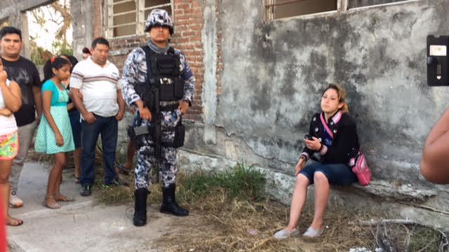 Esta mujer que se dijo originaria del estado de México, intentó llevarse a dos chicos en Veracruz/ Dany Jácome