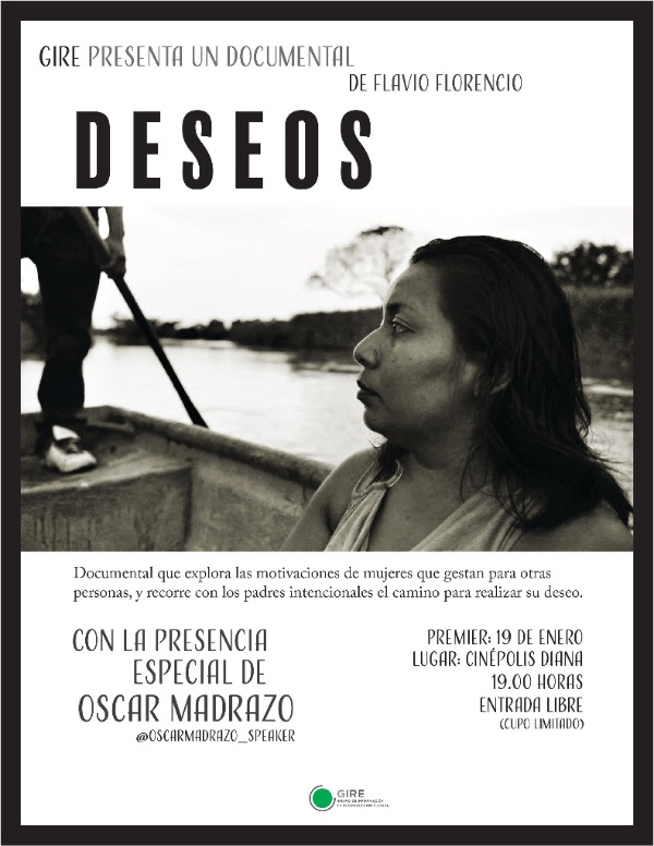 Invitan a documental de Flavio Florencio en el cine Diana de la ciudad de México 19 de enero a las 7 de la noche....