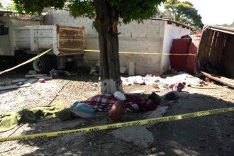 Cinco personas muertas y otra 17 lesionadas tras el accidente/Plumas Libres