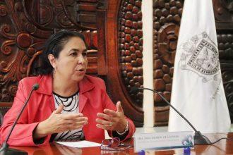 Sara Ladrón de Guevara, ahora pacta con duartistas