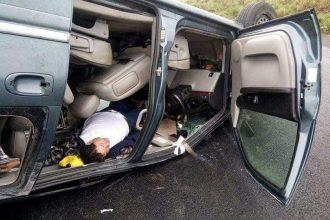 José Manuel Hervis Reyes murió al volcarse su auto/ Dany Jácome
