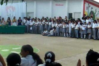Ladrones saquearon escuela en Coatzacoalcos, inseguridad sigue con todo en la zona sur del estado