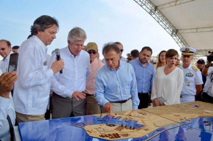 La ampliación del puerto de Veracruz tendrá una inversión de 31 mil millones de pesos
