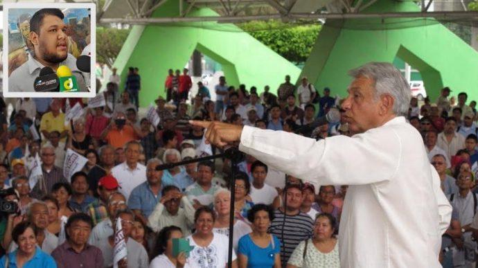 Los Simpson y su predicción del triunfo de AMLO en México