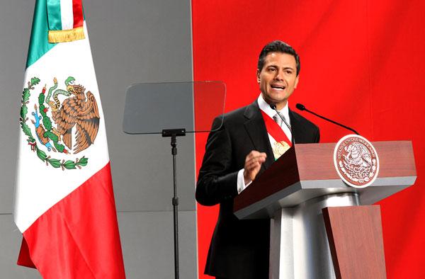 Enrique Peña Nieto tampoco rinde cuentas claras