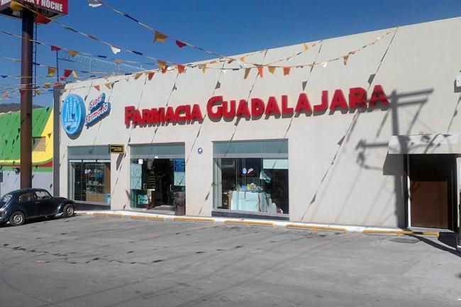 Asaltan a otras dos farmacias Guadalajara en Veracruz y