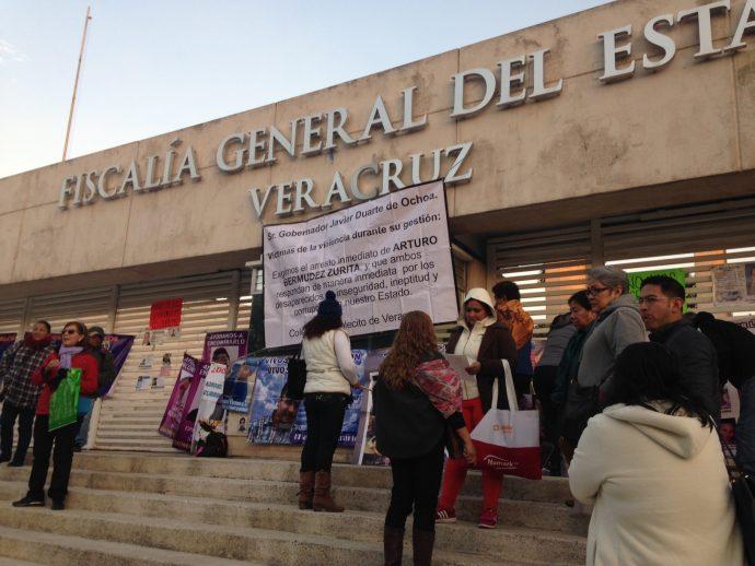 Familiares de desaparecidos denunciaron que el fiscal Jorge Winckler se niega a brindarles apoyo, no los quiere NI RECIBIR