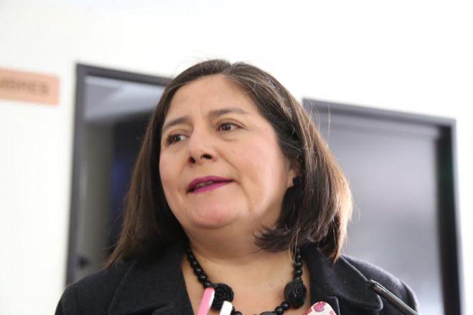 Dulce María Romero Aquino, lamenta que este nuevo gobierno continúe solapando acciones corruptas de gente como Sergio Rodríguez y Rogelio Franco