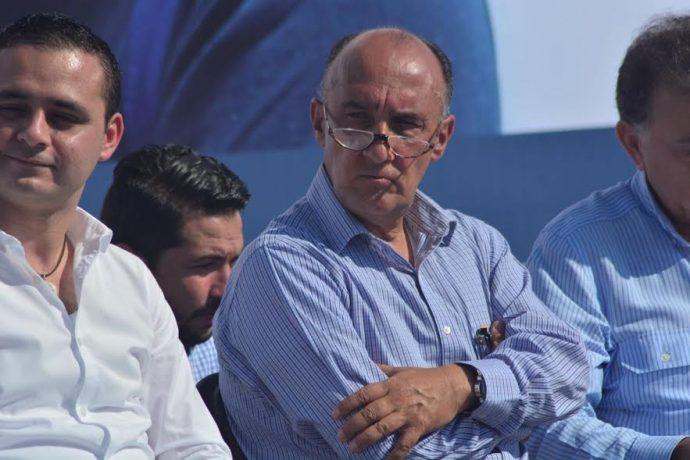 Iran Suárez Villa, secretario de salud de MAYL; sigue en el ojo del huracán por denuncias de corrupción