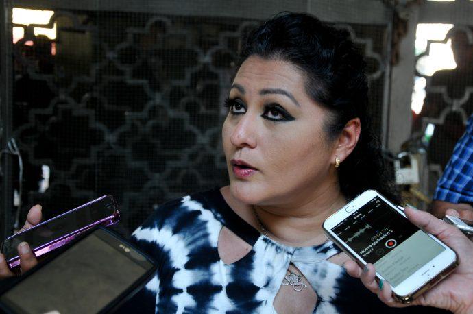 Maria de los Angeles Ortiz Hernandez, Titular del Instituto Veracruzano del Deporte/Fotover