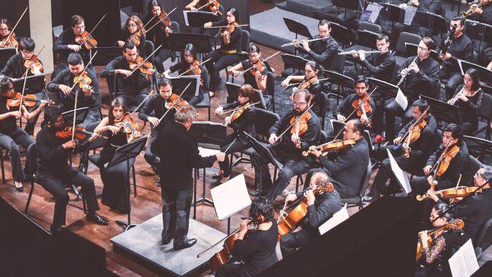 Orquesta Filarmónica de Boca del Río 1
