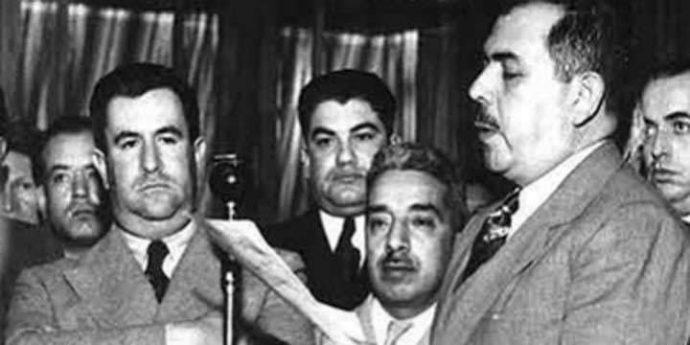 Se cumplen 79 años de la expropiación petrolera, pero todo volverá a ser como antes...gracias al PRI en la presidencia de México.