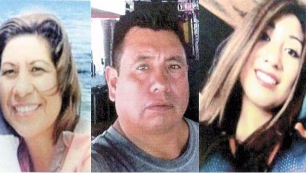 Entre los primeros restos exhumados en las fosas de Arbolillo de Alvarado se encuentran los de la familia queretana Sánchez Pérez que desapareció el año pasado al venir a Veracruz de vacaciones