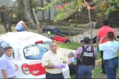 Un grupo armado llegó a disparar a mansalva contra taxistas, versiones dicen que se negaron a vender droga y por eso los ejecutaron