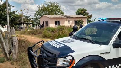 En el interior de este domicilio encontraron asesinada a mujer