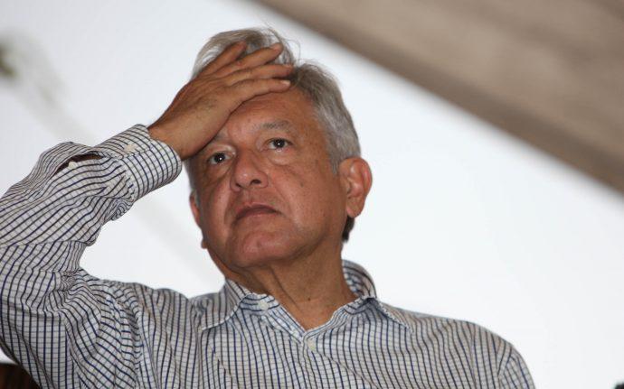 AMLO preocupado no por el saqueo de Duarte a Veracruz sino porque hable y diga cuánto le dio a MORENA