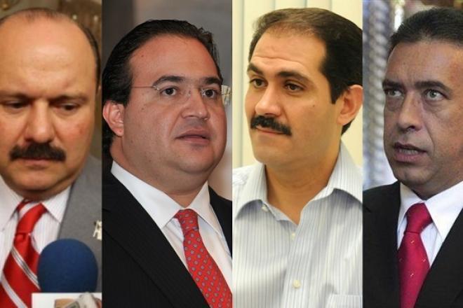 Son 22 gobernadores del PRI acusados de corrupción en sexenio de EPN Guhe