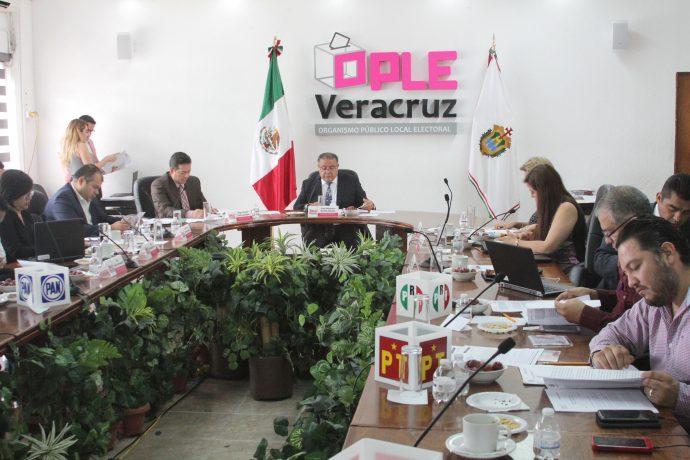 Reportan robo de boletas electorales en Veracruz