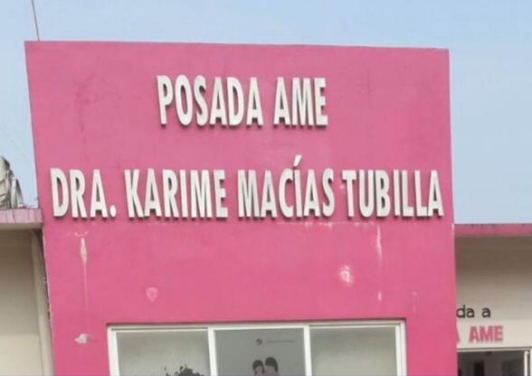 Quitan nombre de esposa de Duarte de clínica