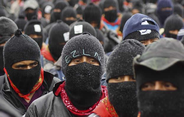El EZLN y el CNI elegirán candidata independiente presidencial para 2018