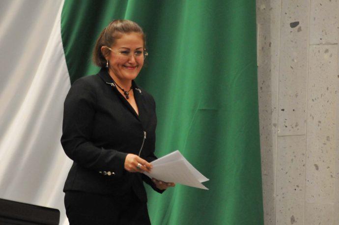 Eva Cadena interpone queja ante CNDH; anuncia que recurrirá a la CIDH