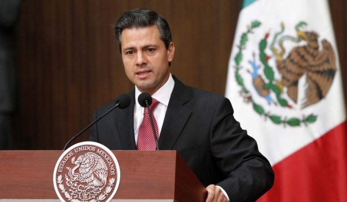 Peña Nieto recuerda a su padre con nostálgico tuit