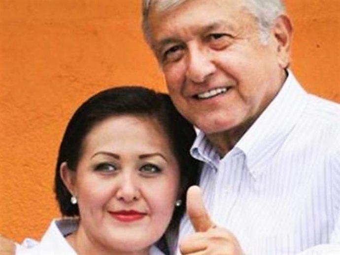 Acusa Eva Cadena a Morena de financiamiento ilícito en campañas