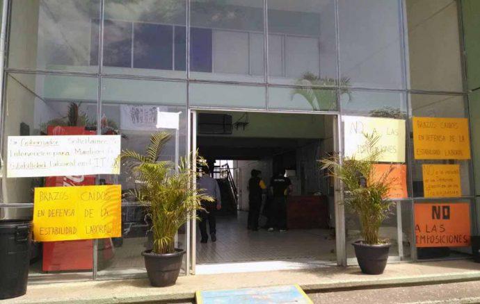 Detienen a exfuncionario de Duarte por presunto peculado