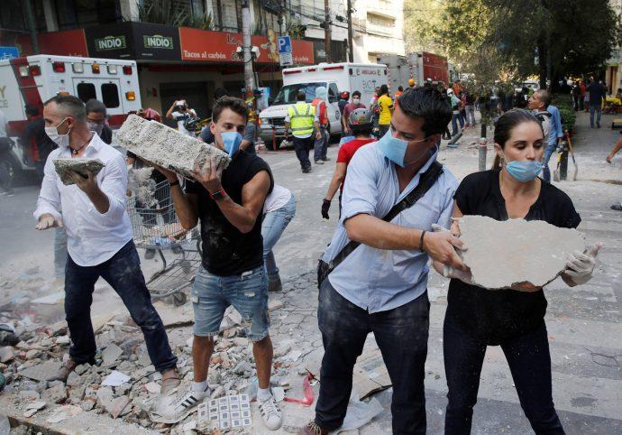 Así reaccionó periodista durante terremoto de 1985 en México [VIDEOS]