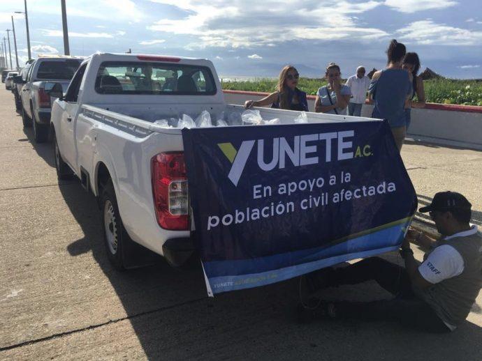 El huracán Katia en categoría dos se aproxima a México
