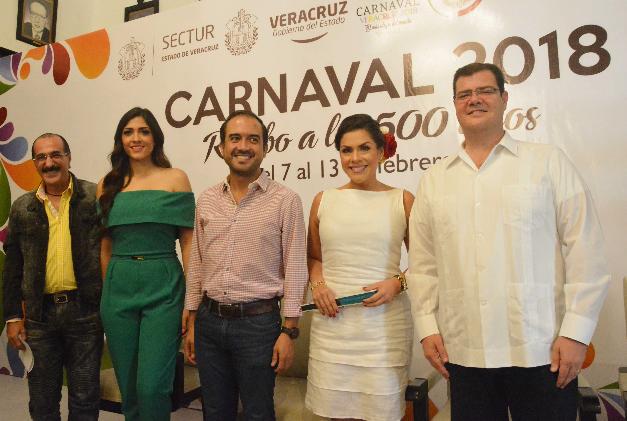 Carolina Ocampo, reina del Carnaval, la consulta fue por whatsapp