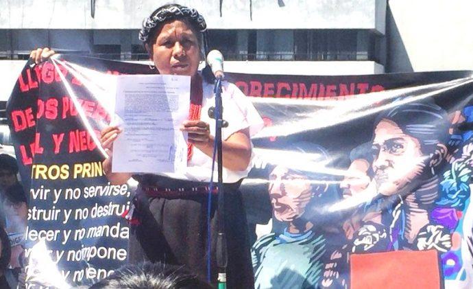 Zavala obtiene 13 mil firmas para su candidatura en la primera semana