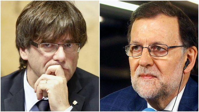 España le dio cinco días a Carles Puigdemont para que defina la independencia de Cataluña