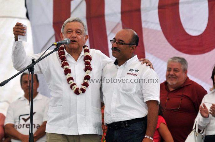 Anulan elección municipal a Morena en Veracruz