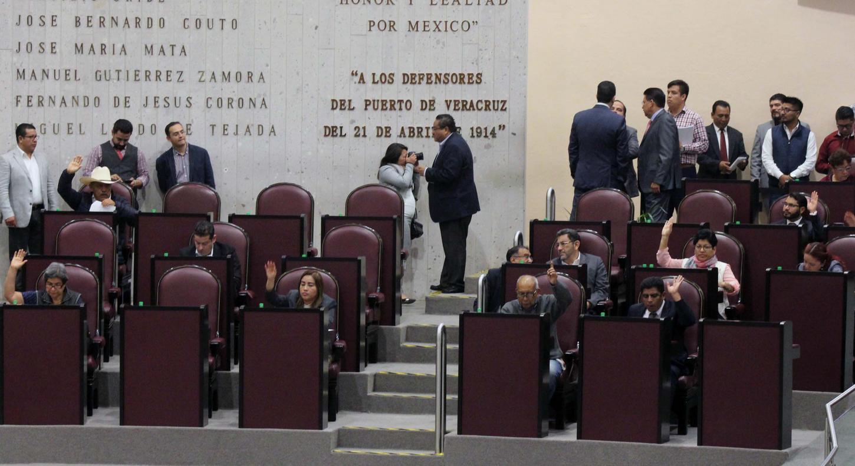 Actualiza congreso del estado su reglamento para el for Gobierno interior