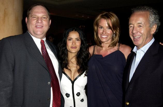 Harvey Weinstein niega la declaración de Salma Hayek sobre 'Frida'