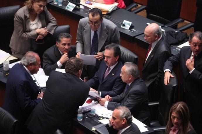 Resultado de imagen para ley de seguridad interior senado emilio gamboa
