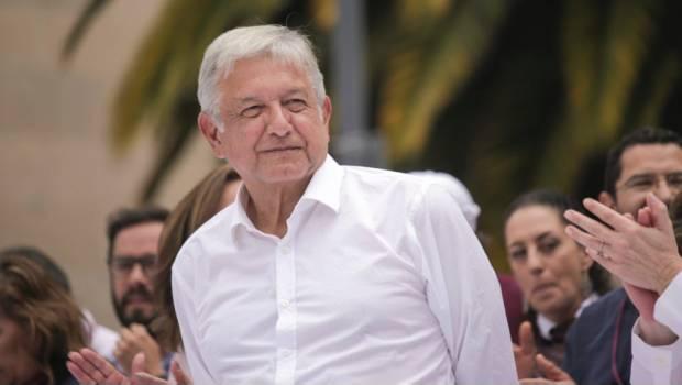 Acepta López Obrador que 2018 no será un