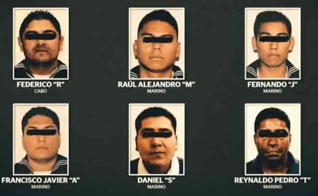 Detienen a seis marinos que integraban banda de secuestradores en la CDMX