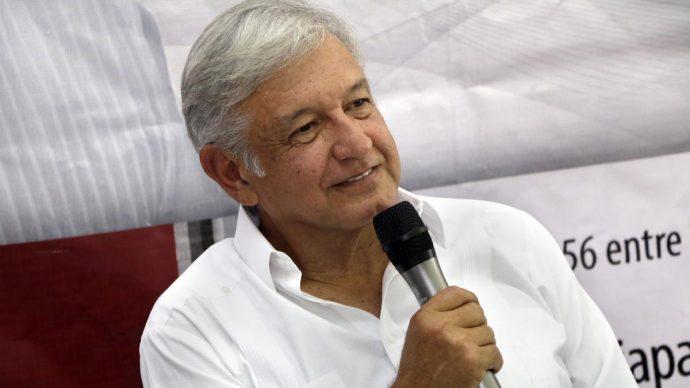 Cuestiona AMLO papel de Meade en gobierno de EPN