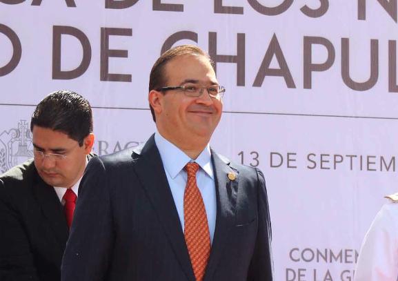 Duarte impugna vinculación a proceso por crimen organizado