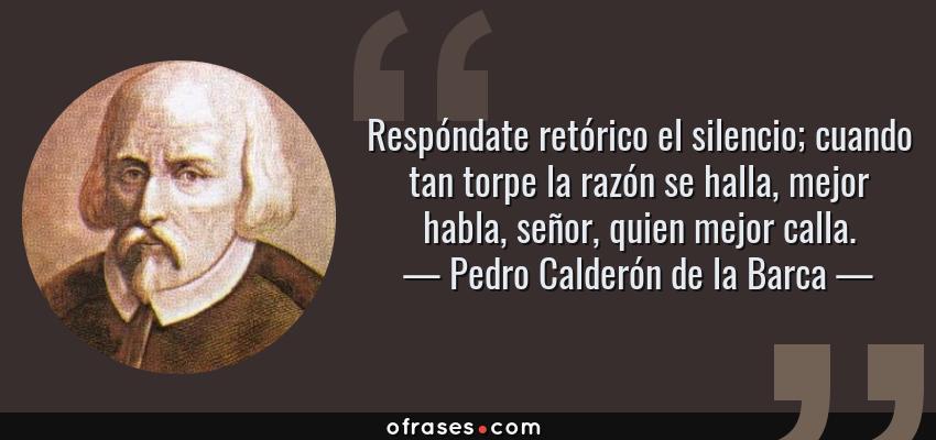 Un día como hoy nace Pedro Calderón de la Barca - Plumas