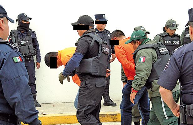 Vinculan a policías, mandos y al titular de Seguridad de Javier Duarte