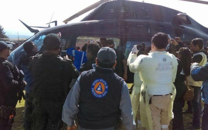 Excursionistas norteamericanos caen en barranca del Pico de Orizaba; uno murió