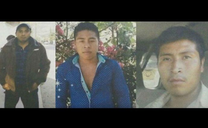 Artesanos veracruzanos fueron ejecutados en Guerrero, confirma fiscalía