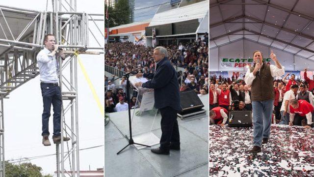 Partidos políticos tendrán seis mil 702 mdp para campañas electorales