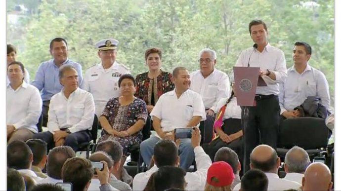 Familia de periodista asesinado en Veracruz ya tiene protección: Gobernador
