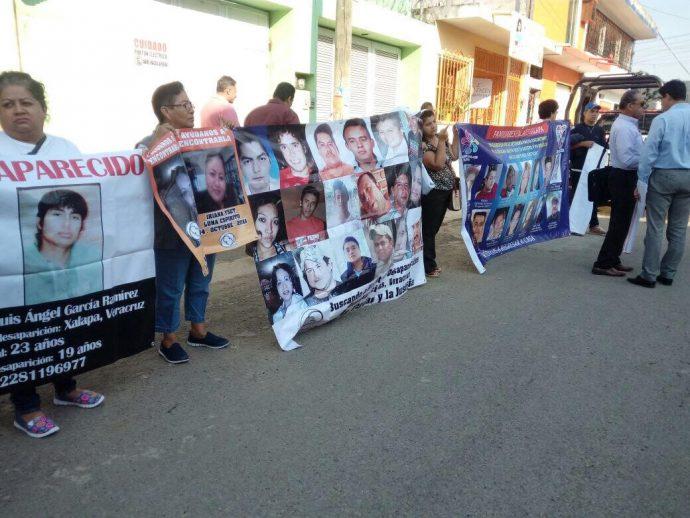 Vinculan a 2 ex funcionarios de Veracruz por desaparición
