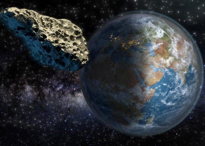 Asteroide roza la Tierra y la NASA casi no lo detecta