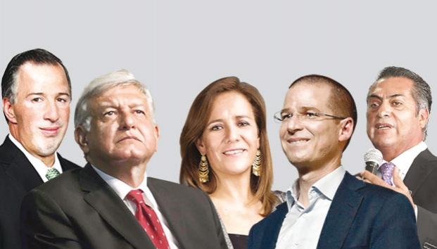 Noche de acusaciones; Obrador evade ataques — Primer debate